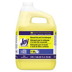 Joy Dishwashing Liquid, Lemon, One Gallon Bottle