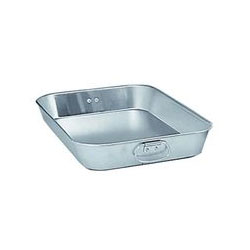 Admiral Craft PBR-1218 Aluminum Bake Pan with Drop Handles