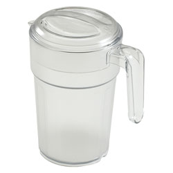 Cambro Stackable Pitcher 1 Liter - Clear