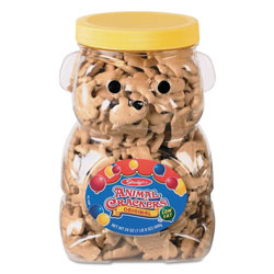 Products For You Animal Crackers, 24 oz Jar