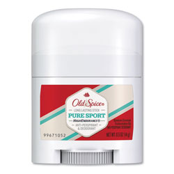 Old Spice Antiperspirant and Deodorant for Men, High Endurance, Original Scent, Trial Size, 0.5 oz. Package