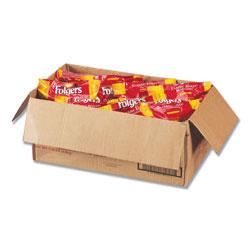 Folgers Coffee Filter Packs, Classic Roast, .9oz, 160/Carton