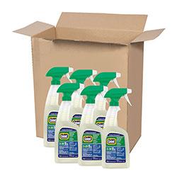 Comet Disinfecting-Sanitizing Bathroom Cleaner, 32 oz Trigger Bottle, 6/Carton