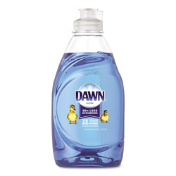 Cascade Ultra Dishwashing Liquid, Original Scent, 7 oz. Bottle, 18/Case