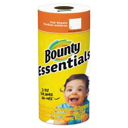 Bounty Essentials Paper Towels, 40 Sheets/Roll
