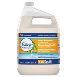 Febreze Professional Fabric Refresher Deep Penetrating 5x Concentrate, 1 Gallon Bottle