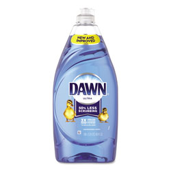 Dawn Ultra Dishwashing Liquid, Original Scent, 40 oz. Bottle