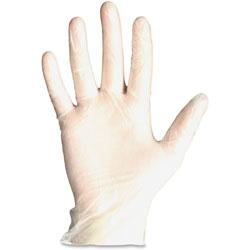 ProGuard Vinyl Gloves, Disposable, X-Large, 100/BX, Clear
