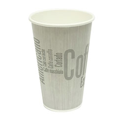 Eatery Essentials Americano 16oz Paper Hot Cup