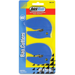 Pacific Handy Cutter Safety Bag Cutter, Carded, Blue