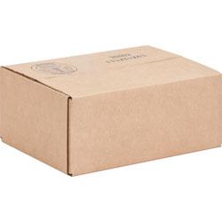International Paper Shipping Carton, 200lb, 11-3/4 inWx8-3/4 inLx4-3/4 inH, 25/PK, KFT