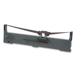 Porelon 11583 Dot-Matrix Printer Ribbon, Black
