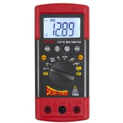 Power Probe CAT-IV 600V Rugged Digital Multimeter
