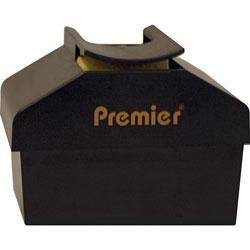 Martin Yale Aquapad Envelope Moisture Dispenser, 3 3/4 in x 3 3/4 in x 2 1/4 in, Black