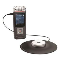 Philips Voice Tracer 8110 Digital Recorder, 8 GB, Black