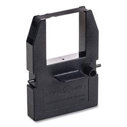 Pyramid 5000R Time Clock Ribbon, Jet Black