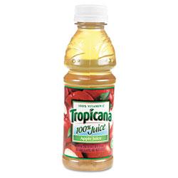 Tropicana® 100% Juice, Apple, 10oz Bottle, 24/Carton