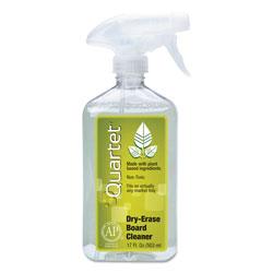 Quartet® Whiteboard Spray Cleaner for Dry Erase Boards, 17 oz Spray Bottle