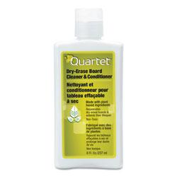 Quartet® Whiteboard Conditioner/Cleaner for Dry Erase Boards, 8 oz Bottle