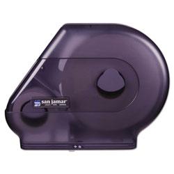 San Jamar Quantum 12 in-13 in JBT Dispenser, Classic, 22 x 5 7/8 x 16 1/2, Black Pearl