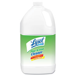 Lysol Disinfectant Pine Action Cleaner Concentrate, 1 gal Bottle