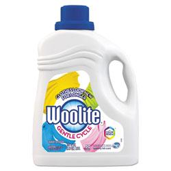 Woolite Gentle Cycle Laundry Detergent, Light Floral, 100 oz Bottle
