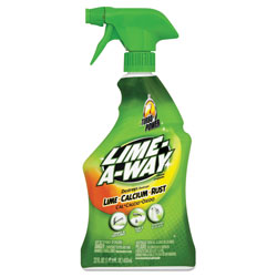 LIME-A-WAY® Lime, Calcium and Rust Remover, 22oz Spray Bottle