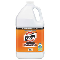 Easy Off Heavy Duty Cleaner Degreaser Concentrate, 1 gal Bottle