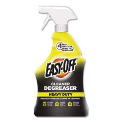 Easy Off Heavy Duty Cleaner Degreaser, 32 oz Spray Bottle