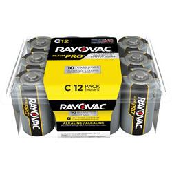 Rayovac Ultra Pro Alkaline C Batteries, 8PK/CT