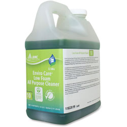 Rochester Midland Enviro Care Low Foam All-Purpose Cleaner, 9L, Green