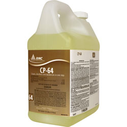 Rochester Midland CP-64 Disinfectant Cleaner, 1/2 Gallon, 4/CT