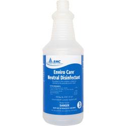 Rochester Midland Neutral Disinfectant Spray Bottle, 1 QT