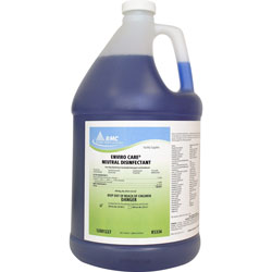 Rochester Midland Neutral Disinfectant, Concentrate, 1Gal, 4/CT, BE
