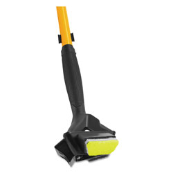 Rubbermaid Maximizer 3-in-1 Floor Prep Scuff Remover Pad, 2.62 in x 1.37 in x 0.5 in, Yellow