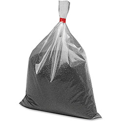 Rubbermaid 5 Pound Bag Sand, Black