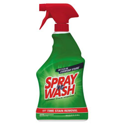 Spray 'N Wash® Stain Remover, 22 oz Spray Bottle, 12/Carton