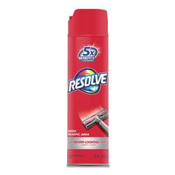 Resolve Foam Carpet Cleaner, Foam, 22 oz, Aerosol Can, 12/Carton