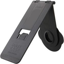 Rediform Tablet Holder, Adjustable, f/up to 8.4 in Tablets, Small, Black