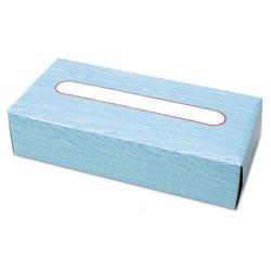 ReStockIt Office Packs Facial Tissue, 2 Ply, Flat Box, 100 Tissues/Box, 30 Boxes/Carton