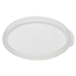 Cambro Seal Cover for 2 & 4 Quart Rounds Translucent