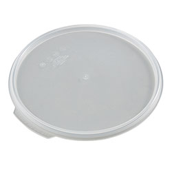 Cambro Seal Cover for 6 & 8 Quart Rounds Translucent