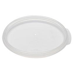 Cambro Round Lid for 1 Quart Translucent