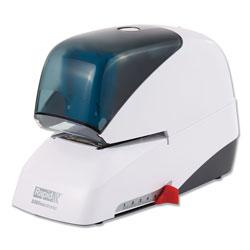 Rapid 5050e Professional Electric Stapler, 60-Sheet Capacity, White