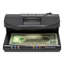 Royal Sovereign International Four-Way Counterfeit Detector, UV, Fluorescent, Magnetic, Magnifier