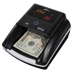 Royal Sovereign International Quick Scan Counterfeit Detector and Bill Counter Liquid;MICR, US Currency, Black