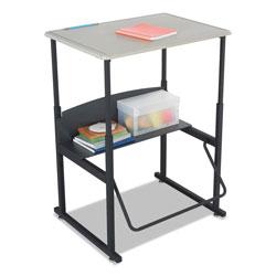 Safco Alphabetter Desks, 28w x 20d x 42h, Beige