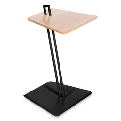 Safco Laptop Table, 19 1/2w x 15d x 29h, Natural