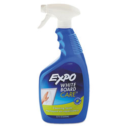 Expo® Dry Erase Surface Cleaner, 22oz Bottle