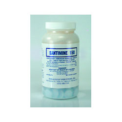 Texas Gulf Industries Santimine 150 Quaternary Sanitizer Tablets